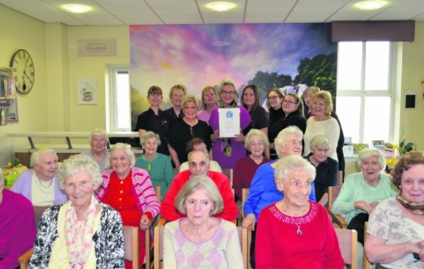 Top honour for Stoneswood Retirement Living